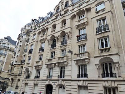 Studio Paris 22.47 m²